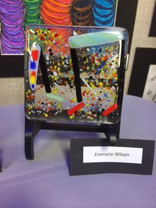 Ems glass tile art