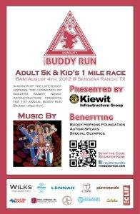 Buddy Run Poster
