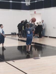 Kritter Basketball Jayhawks
