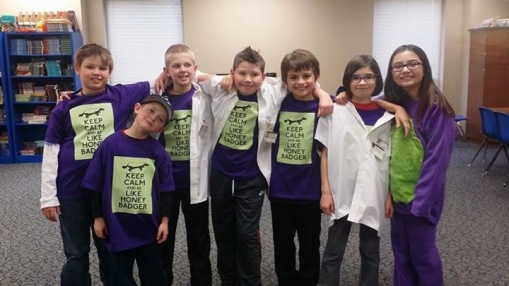 destination imagination team 2015
