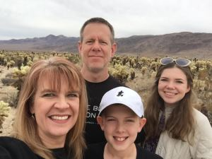 joshua tree family pic